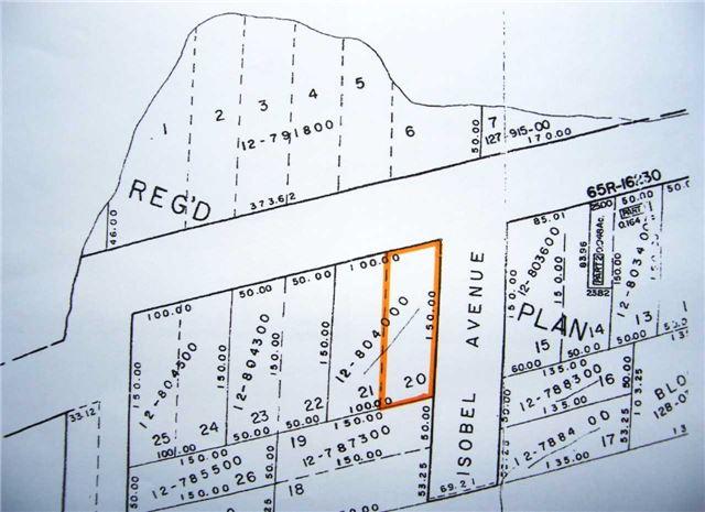 Vacant Land at Lot 20 Lake Dr E, Georgina, Ontario. Image 1