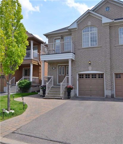 Semi-detached at 126 Andes Cres, Vaughan, Ontario. Image 1