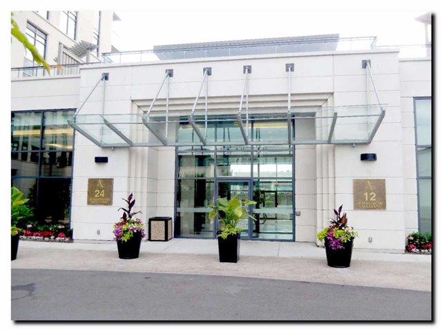 Condo Apartment at 24 Woodstream Blvd, Unit 312, Vaughan, Ontario. Image 1