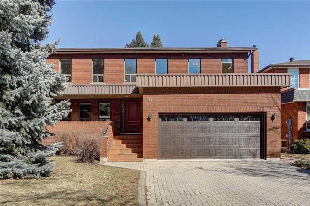 Detached at 41 Wainwright Ave, Richmond Hill, Ontario. Image 1
