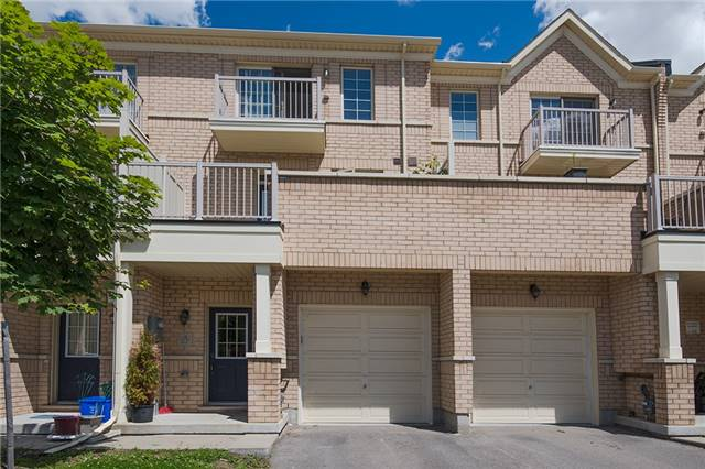 Townhouse at 27 Cathedral High St, Markham, Ontario. Image 6