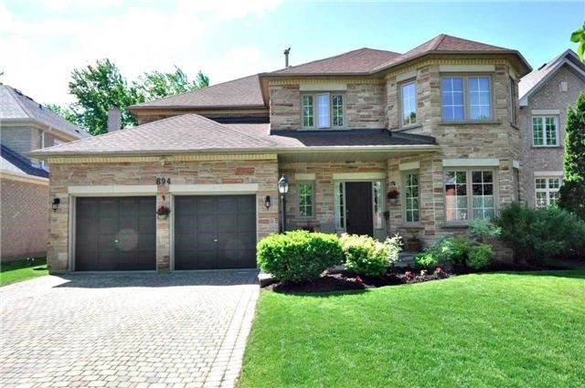 Detached at 894 Norsan Crt, Newmarket, Ontario. Image 1