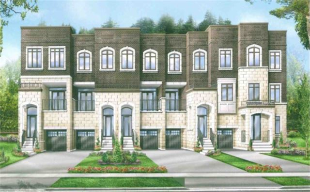 Townhouse at 262 Thomas Cook Ave, Vaughan, Ontario. Image 1