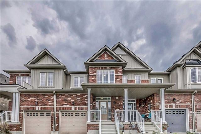 Townhouse at 149 Matthewson Ave, Bradford West Gwillimbury, Ontario. Image 1