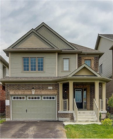 Detached at 19 Hoard Ave N, New Tecumseth, Ontario. Image 1