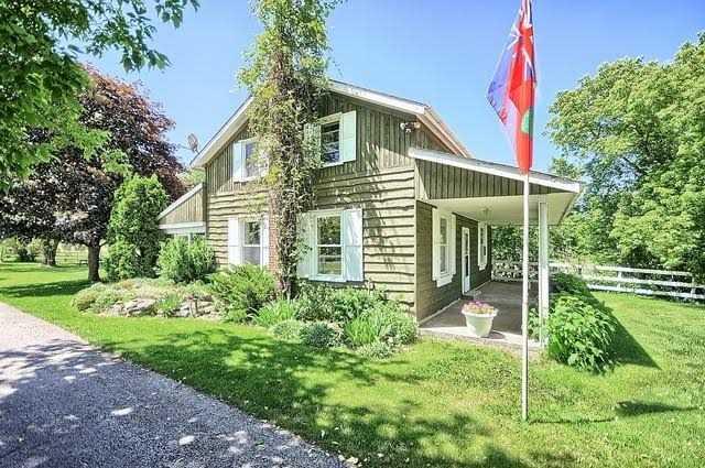 Detached at 5340 Concession 4 Rd, Uxbridge, Ontario. Image 10
