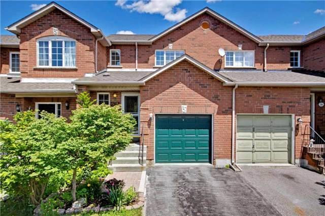 Townhouse at 538 Rourke Pl, Newmarket, Ontario. Image 1