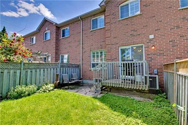 Townhouse at 538 Rourke Pl, Newmarket, Ontario. Image 5