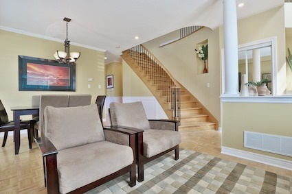 Detached at 46 Teal Cres, Vaughan, Ontario. Image 14