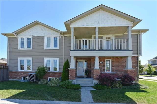 Townhouse at 38 Murray Wilson Dr, Markham, Ontario. Image 1