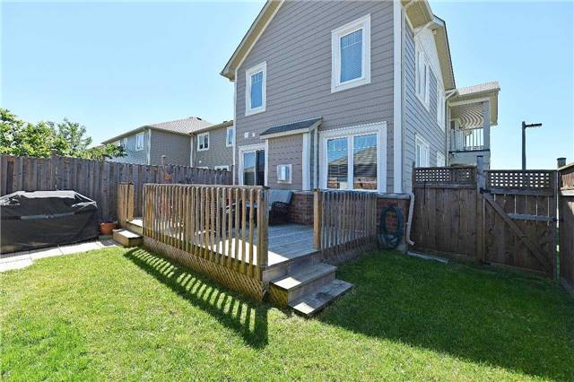Townhouse at 38 Murray Wilson Dr, Markham, Ontario. Image 10