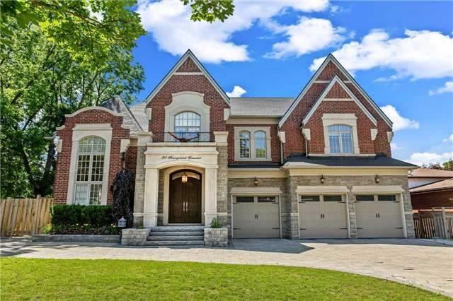 Detached at 21 Sunnywood Cres, Richmond Hill, Ontario. Image 14