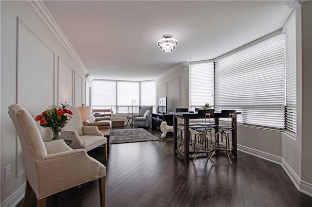 Condo Apartment at 7440 Bathurst St, Unit 814, Vaughan, Ontario. Image 17