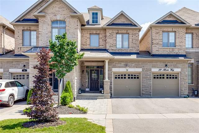 Townhouse at 31 Alexie Way, Vaughan, Ontario. Image 1