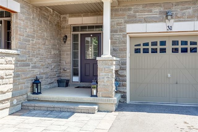 Townhouse at 31 Alexie Way, Vaughan, Ontario. Image 12