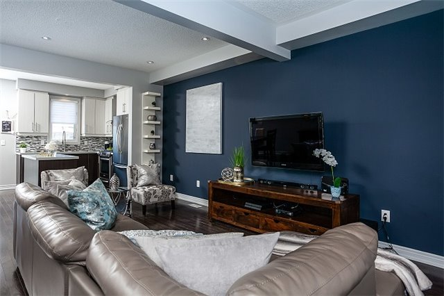 Townhouse at 31 Alexie Way, Vaughan, Ontario. Image 18