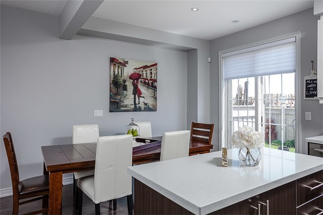 Townhouse at 31 Alexie Way, Vaughan, Ontario. Image 4