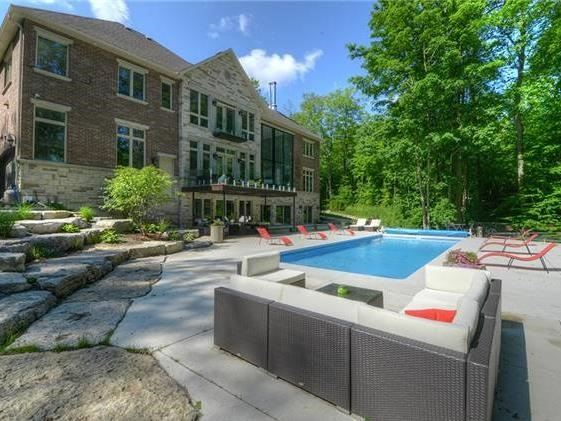 Detached at 4261 St.John's Sdrd, Whitchurch-Stouffville, Ontario. Image 10