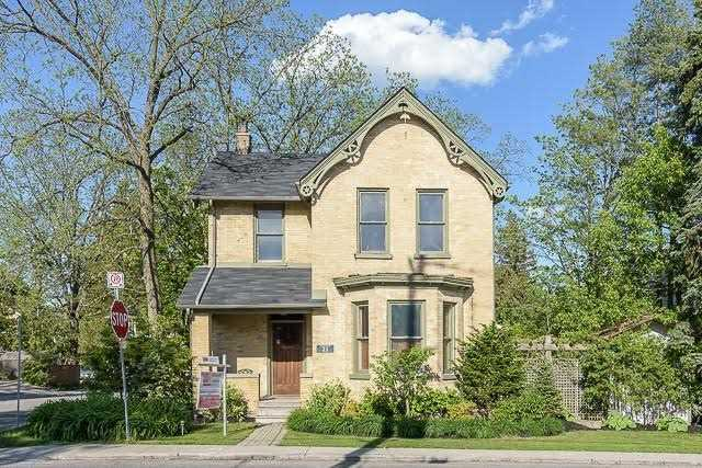 Detached at 21 Washington St, Markham, Ontario. Image 1