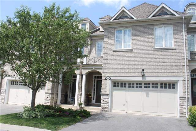 Condo Townhouse at 440 Terry Carter Cres, Newmarket, Ontario. Image 1