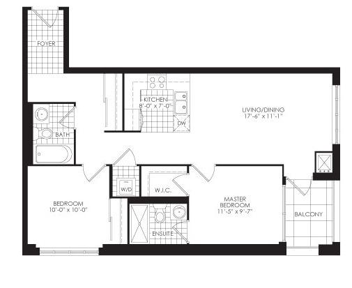 Condo Apartment at 2396 Major Mackenzie Dr, Unit 330, Vaughan, Ontario. Image 13