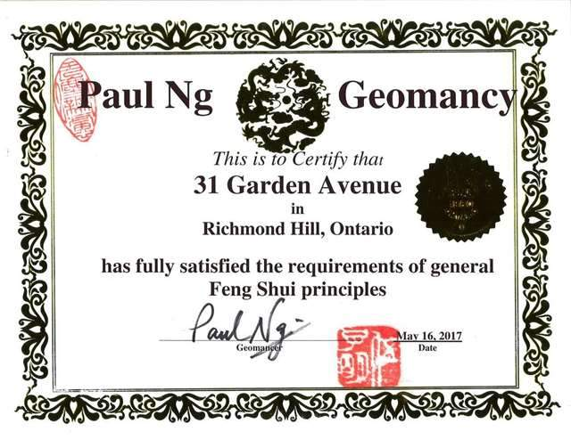 Detached at 31 Garden Ave, Richmond Hill, Ontario. Image 13