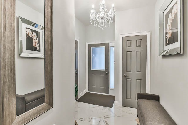Semi-detached at 12 Foxglove Crt, Markham, Ontario. Image 12