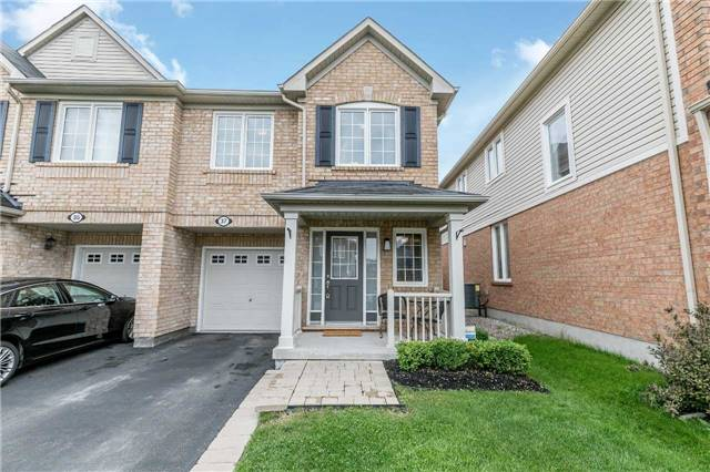 Semi-detached at 37 Harry Sanders Ave, Whitchurch-Stouffville, Ontario. Image 1