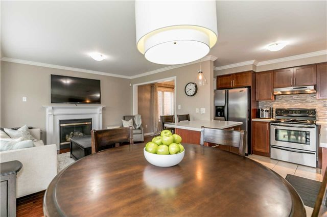 Semi-detached at 37 Harry Sanders Ave, Whitchurch-Stouffville, Ontario. Image 2