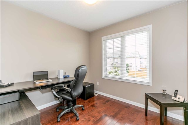 Semi-detached at 37 Harry Sanders Ave, Whitchurch-Stouffville, Ontario. Image 3