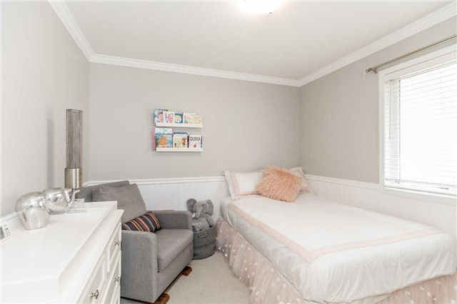 Semi-detached at 37 Harry Sanders Ave, Whitchurch-Stouffville, Ontario. Image 6