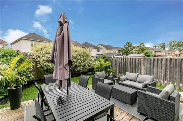 Semi-detached at 37 Harry Sanders Ave, Whitchurch-Stouffville, Ontario. Image 10