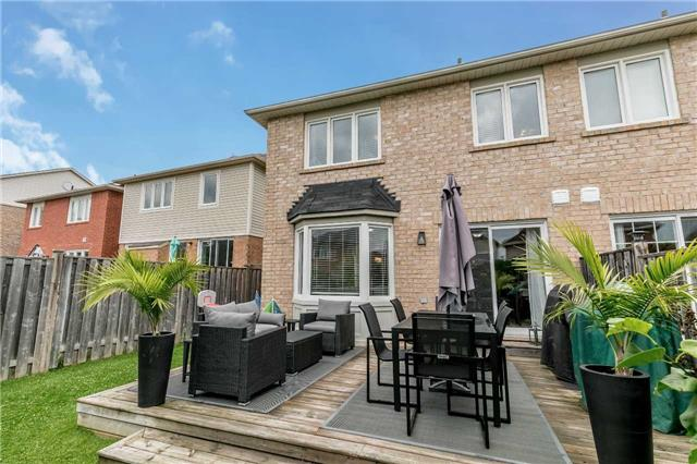 Semi-detached at 37 Harry Sanders Ave, Whitchurch-Stouffville, Ontario. Image 11