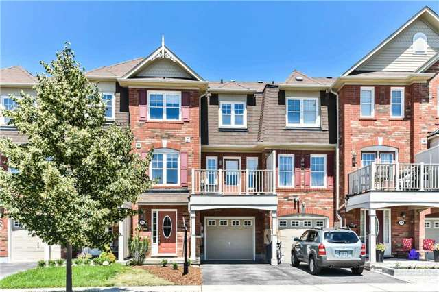 Townhouse at 55 Miltrose Cres, Whitchurch-Stouffville, Ontario. Image 1