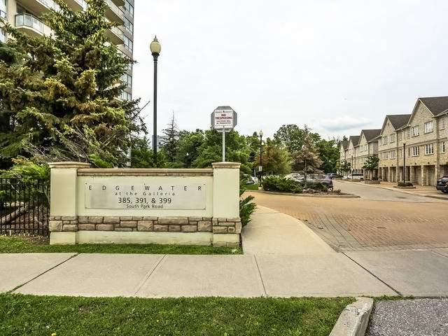 Condo Apartment at 399 South Park Rd, Unit 305, Markham, Ontario. Image 11