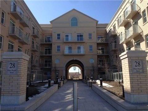 Condo Apartment at 28 Prince Regent St W, Unit Ph-40, Markham, Ontario. Image 5
