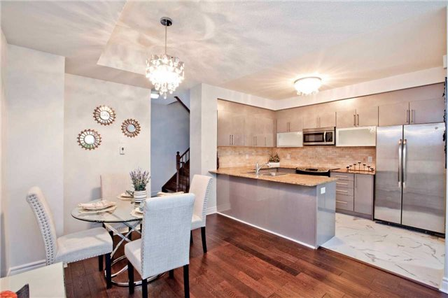 Townhouse at 7 Brighton Pl, Unit 43, Vaughan, Ontario. Image 12