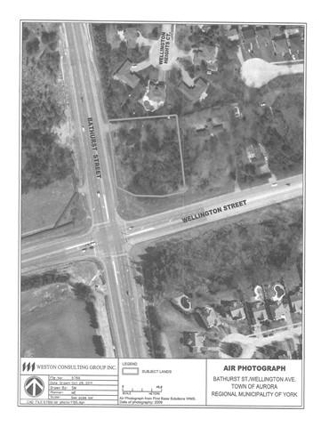 Vacant Land at 15269 Bathurst St, Aurora, Ontario. Image 1