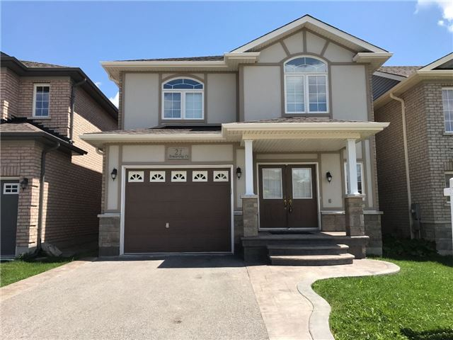 Detached at 21 Armstrong Cres, Bradford West Gwillimbury, Ontario. Image 1