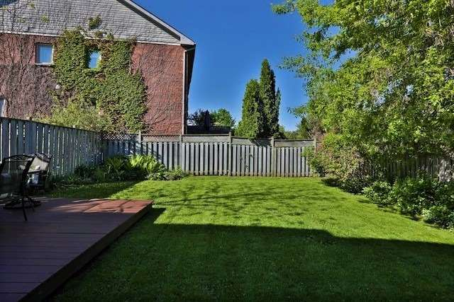 Townhouse at 6 Fife Rd, Aurora, Ontario. Image 13