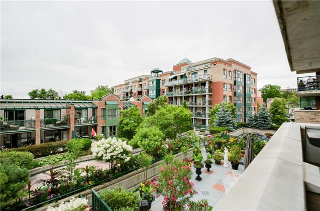 Condo Apartment at 121 Woodbridge Ave, Unit 304, Vaughan, Ontario. Image 9
