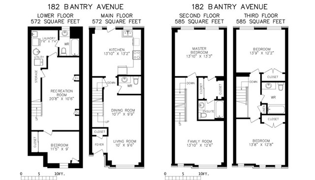 Townhouse at 182 Bantry Ave, Richmond Hill, Ontario. Image 13