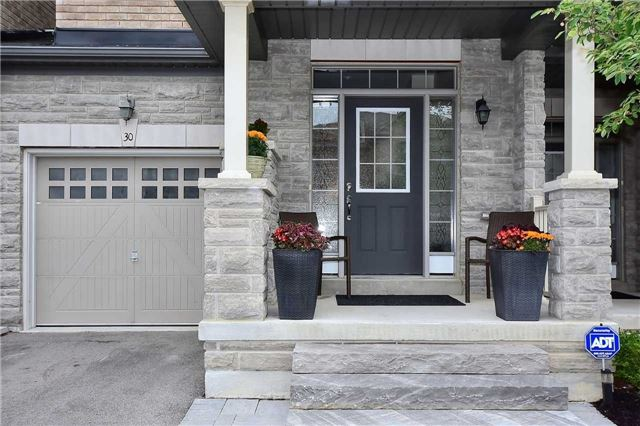 Townhouse at 30 Alexie Way, Vaughan, Ontario. Image 11