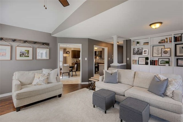 Detached at 134 Donald Stewart  Cres, East Gwillimbury, Ontario. Image 3