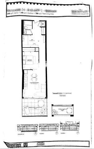 Condo Apartment at 180 Enterprise Blvd, Unit 403, Markham, Ontario. Image 2