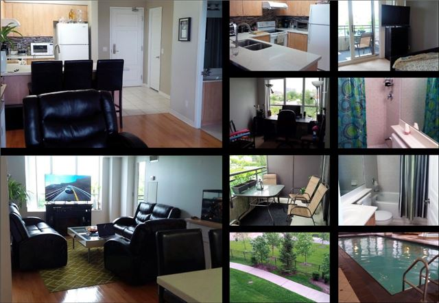 Condo Apartment at 350 Red Maple Rd, Unit 303, Richmond Hill, Ontario. Image 6