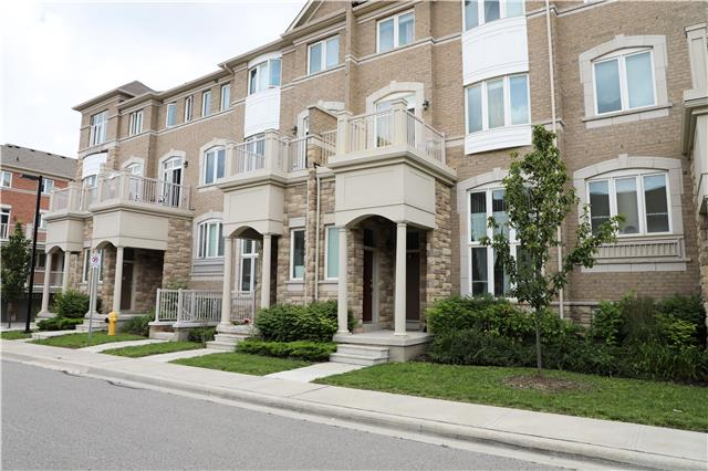 Condo Townhouse at 44 Comely  Way, Markham, Ontario. Image 1