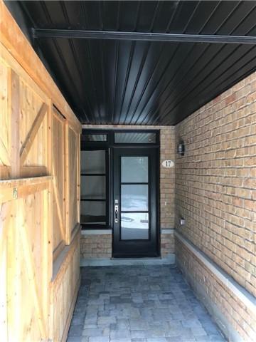 Condo Townhouse at 8169 Kipling Ave, Unit 17, Vaughan, Ontario. Image 2