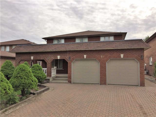 Detached at 22 Looking Glass Cres, Vaughan, Ontario. Image 1