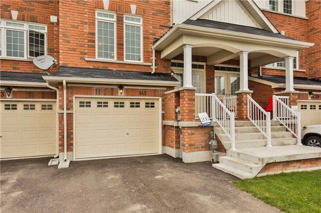 Townhouse at 141 Taucar Gate, Bradford West Gwillimbury, Ontario. Image 12